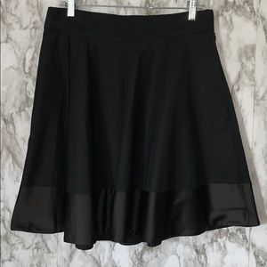 The Limited | Skirt Black Size 6